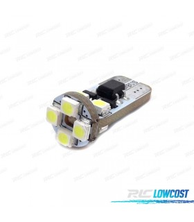 LÂMPADA LED 24 VOLT CANBUS W5W T10