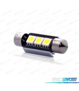 CANBUS LED LÂMPADA C5W / FESTOON 39, 41MM