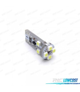 LÂMPADA LED CANBUS W5W / T10 ECONÔMICO