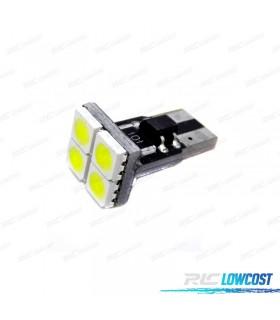 LÂMPADA LED CANBUS FRONTAL W5W / T10 H-POWER –