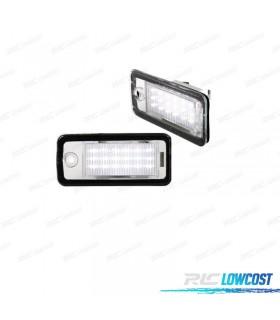 LUZ DE MATRICULA LED AUDI A3 / S3 (09 - 12)