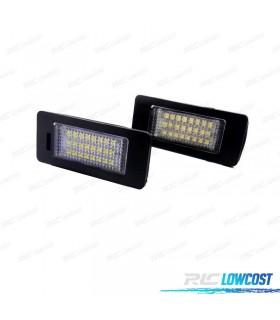 LUZ DE MATRICULA LED AUDI A5 (2007-2014)