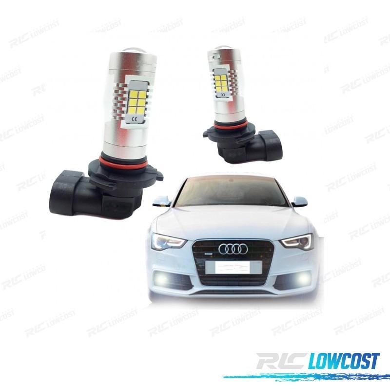 KIT DE LUZES DE NEVOEIRO LED HB3 9005 60 WATT CANBUS