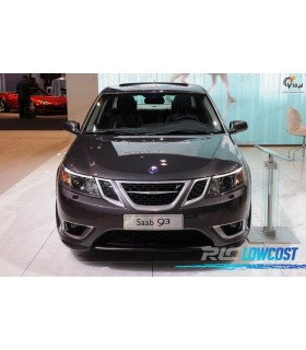 SAAB 9-3 SPLITTER FRONTAIS DO PARA-CHOQUE