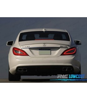 MERCEDED CLS W218 AILERON SPOILER LIP