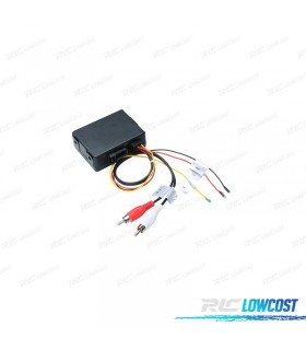 DESCODIFICADOR DE FIBRA OPTICA MERCEDES BENZ CLASE C CLS SLK SL CLK COMAND APS NTG 2
