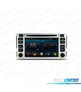 AUTO RADIO GPS HYUNDAI SANTA FE 2006-2012 ANDROID 8.1 CANBUS