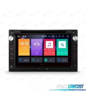 "AUTO RADIO DVD GPS LCD TÁCTIL 7"" PARA SKODA VW SEAT ANDROID 8.0 4GB RAM"