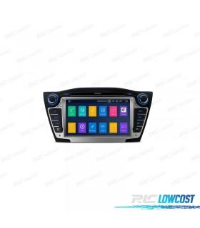 AUTO RADIO GPS PARA HYUNDAI IX35 E TUCSON ANDROID 9.0 WIFI CARPLAY