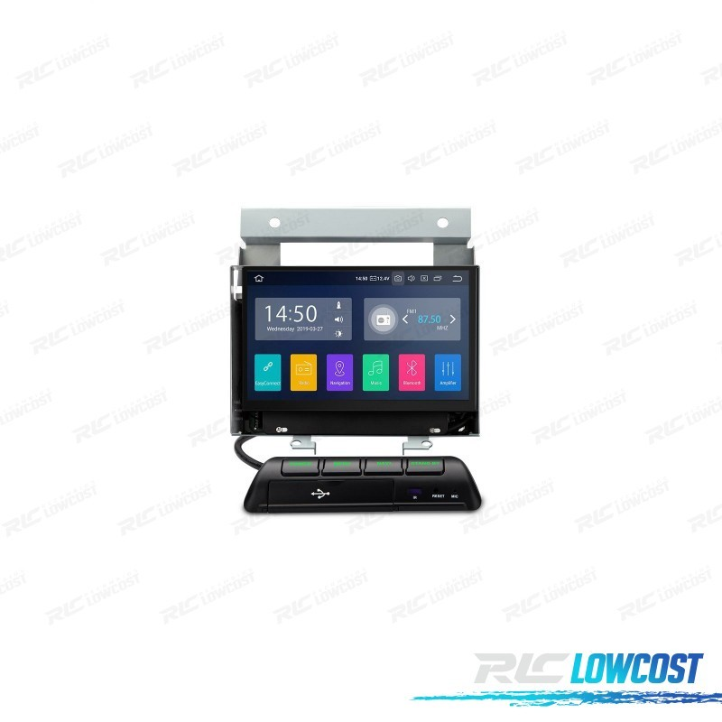 AUTO RADIO GPS LAND ROVER FREELANDER 2 (2007-2012) ANDROID 9.0 CARPLAY