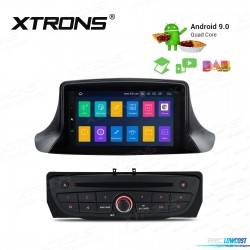 "AUTO RÁDIO GPS 7"" ANDROID 9.0 STEREO CON DVD PARA RENAULT"