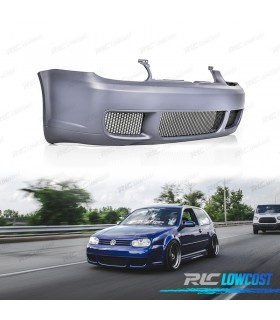 PÁRA-CHOQUES FRONTAL VOLKSWAGEN GOLF 4 IV. 97-03 LOOK R32