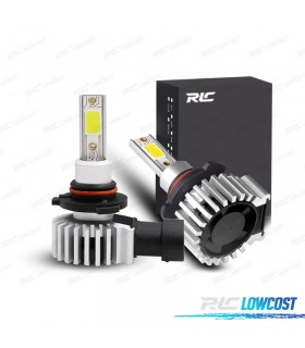 KIT / CONJUNTO LÂMPADAS LED H27 880 / 881 6000K