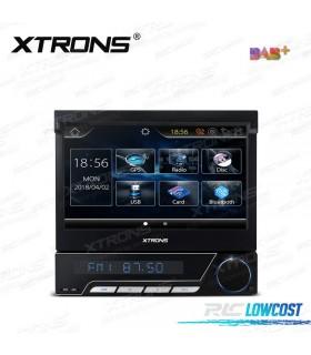 "AUTO RADIO GPS UNIVERSAL 1 DIN ECRA TACTIL DE 7"""