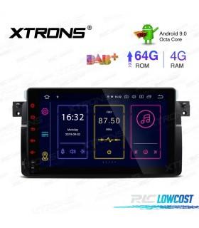"AUTO RADIO GPS ECRA TACTIL 9"" BMW"