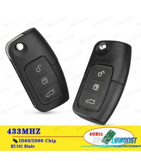 CHAVES COMPLETA FORD FOCUS (05-10) / MONDEO (07-10) / FIESTA (09-10) / GALAXY (06-10)