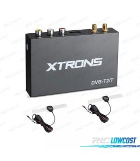 BOX TDT ANTENA DUPLA DVB-T