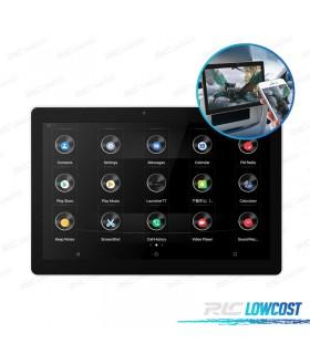 ENCOSTO DE CABEÇA ANDROID 10.1POLEGADAS HD USB SD