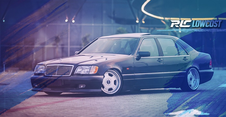 W140 (91-98) 300-600 SE/L