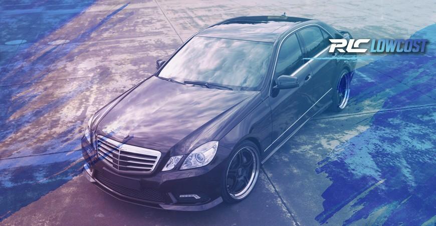 E220-500 (W212) 09-
