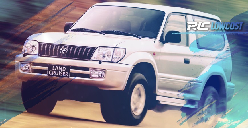 LAND CRUISER (FJ90) 96-03