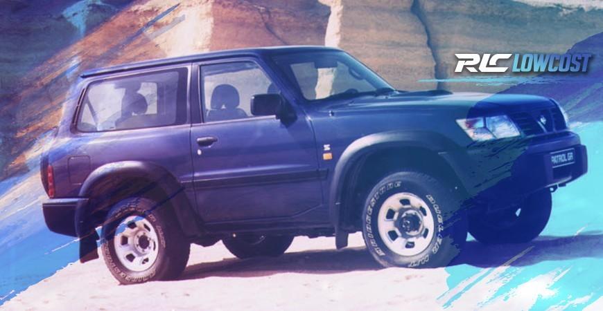 PATROL GR Y61 (97-02)