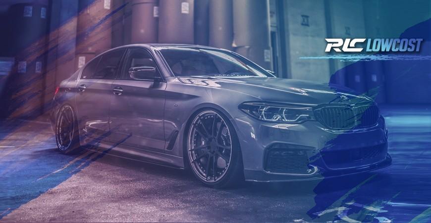 Todas as Peças e Acessórios para o seu BMW Serie 5 G30 / G31