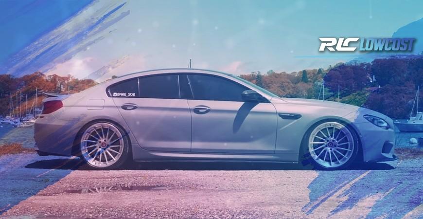 Todas as Peças e Acessórios para o seu BMW Serie 6 F12 / F13 LCI / F06
