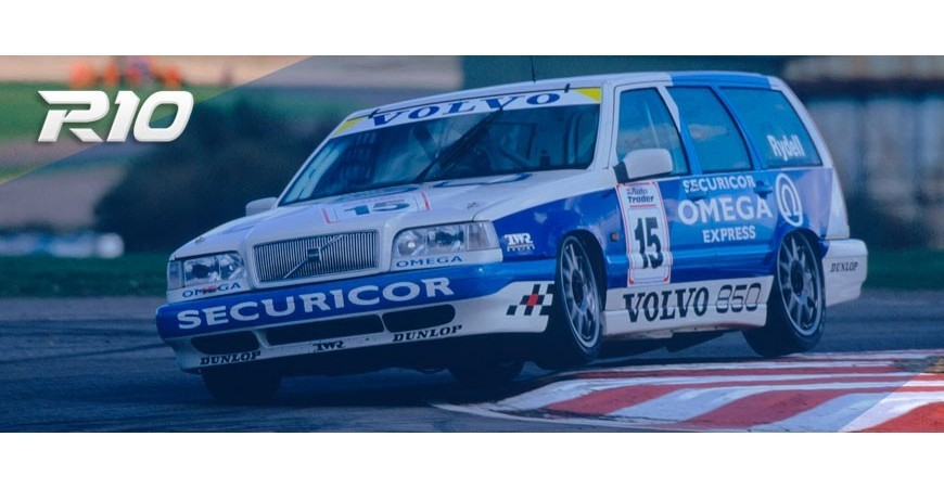 As carrinhas desportivas mais radicais de sempre: Volvo 850 T-5R